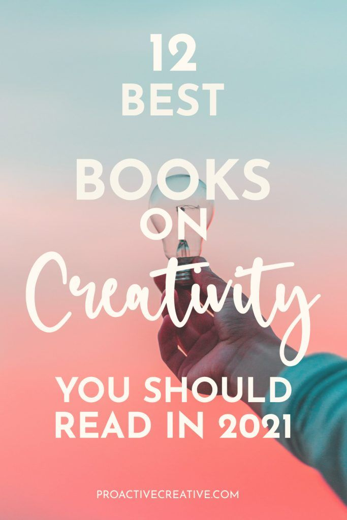12 Best Books On Creativity You Should Read