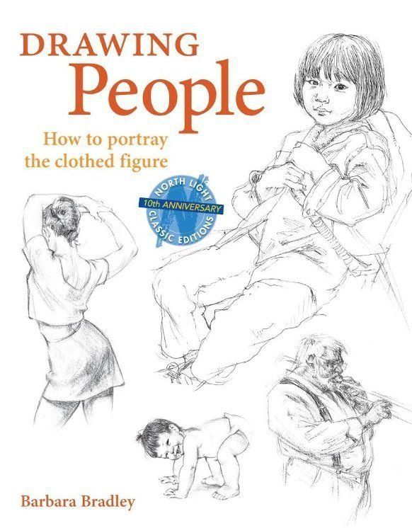 Barbara Bradley - Dessin de person - livre