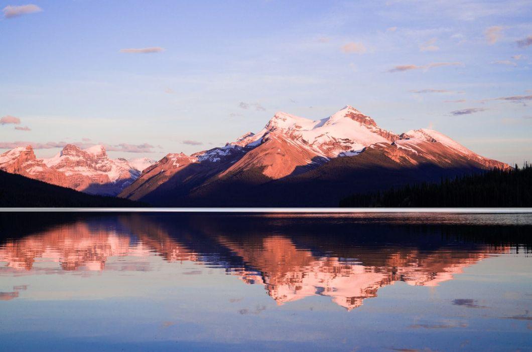 symétrie - photo paysage