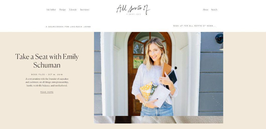 Amber Interiors - blog de design d'intérieur