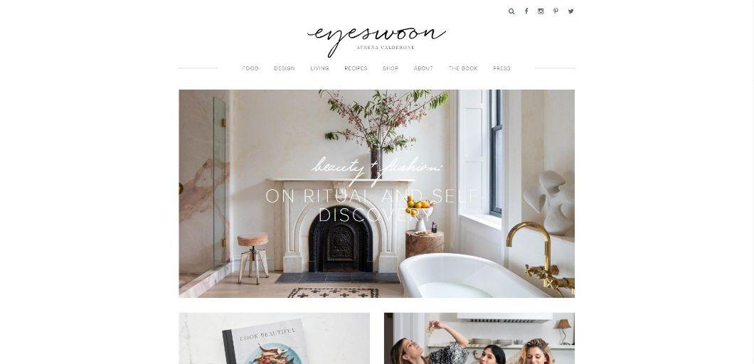 Eye swoon - blog de design d'intérieur