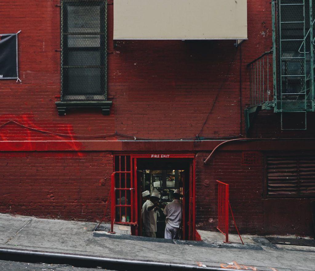 Photos des rues de New York