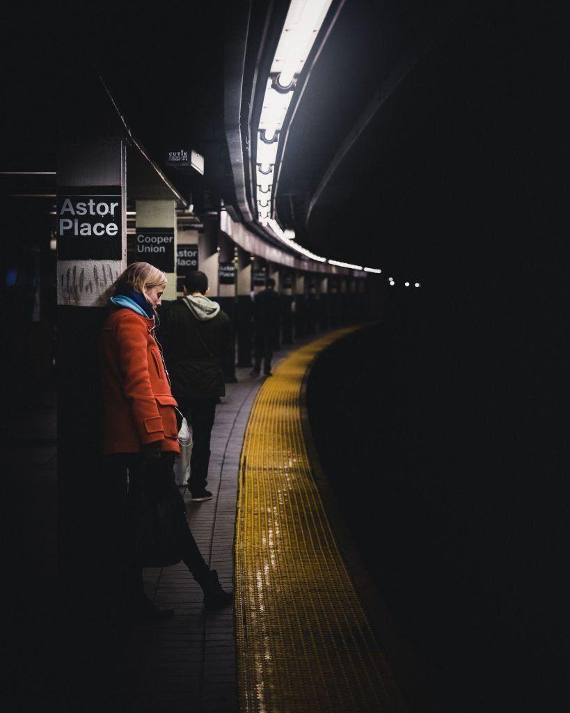 Stations de métro - New york