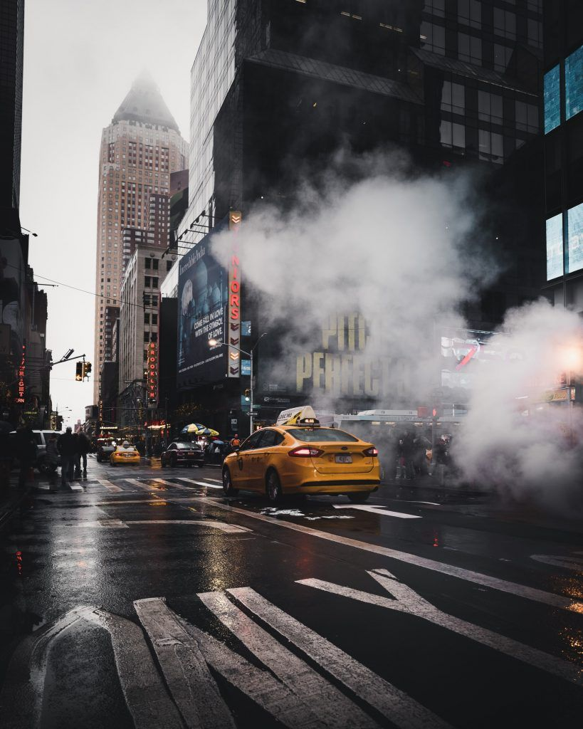 Les rues de New York - Photographie de rue