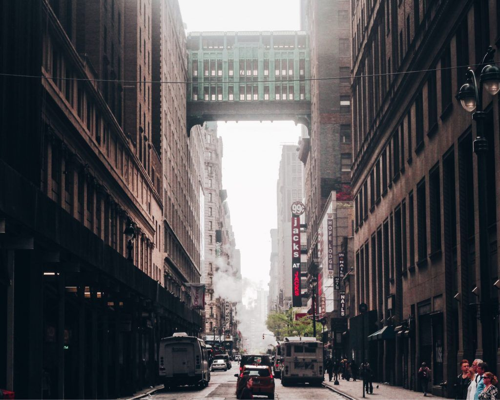 Streets of New York - Tourist Sights