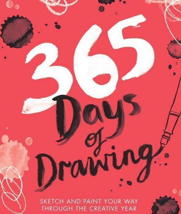 365 jours de dessin - idée cadeau d'artiste