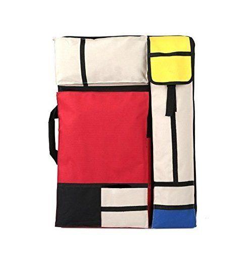 Betwoo Art Portfolio - sac à dos de transport - Idée pour artiste