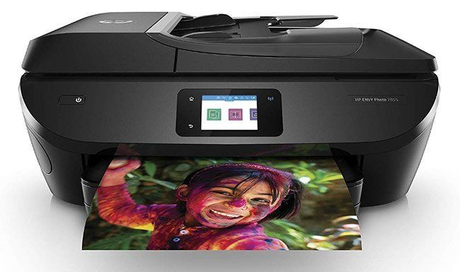 HP Envy Photo 7855 All-in-One Photo Printer - best printers for art print