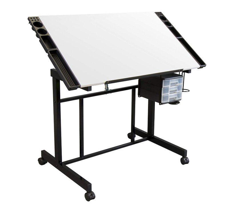 Studio Designs Deluxe Craft Station - Table à dessin