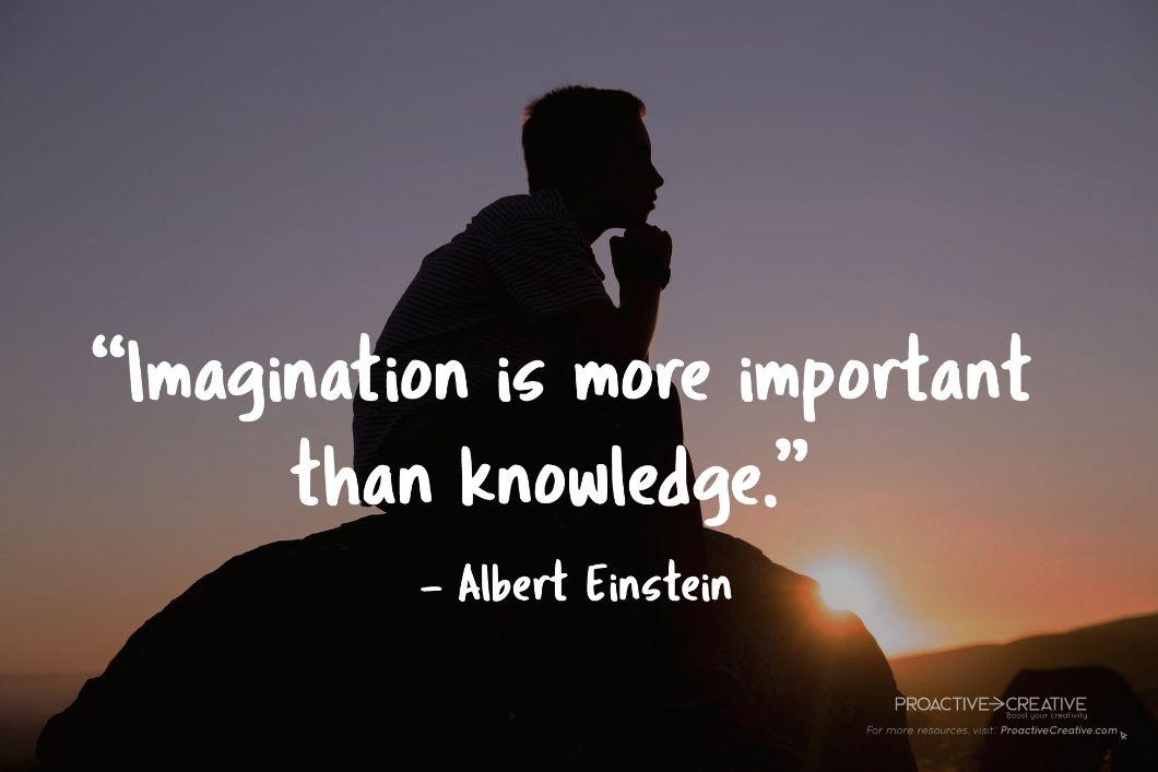 Creativity Quote - Albert Einstein