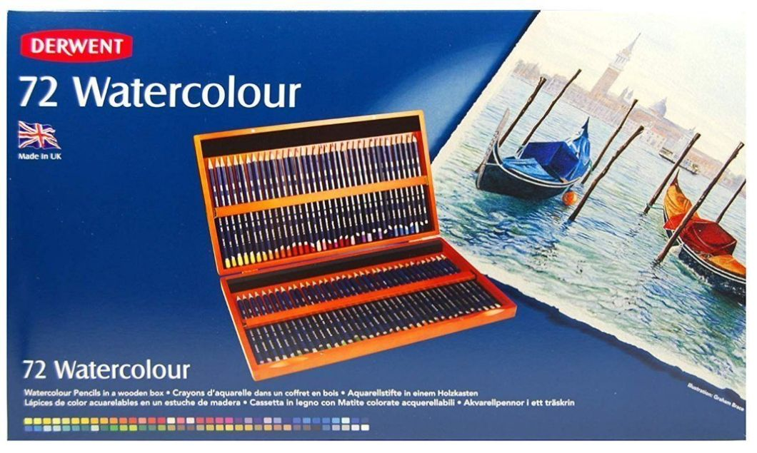 Best colored pencils for artists - Drewent