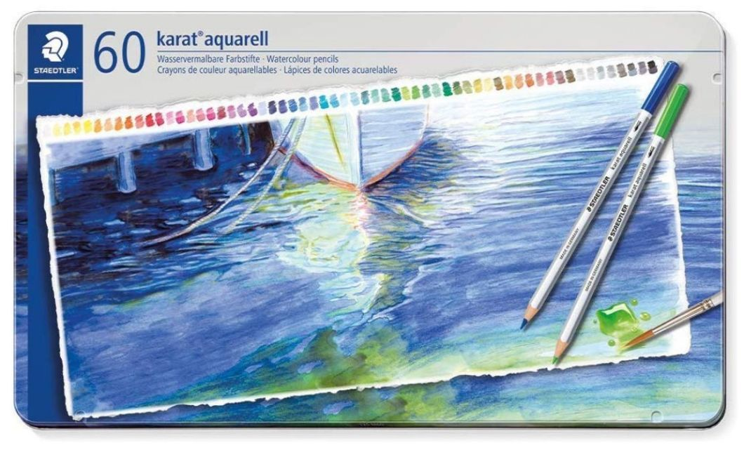 Best colored pencils for artists - Staedtler