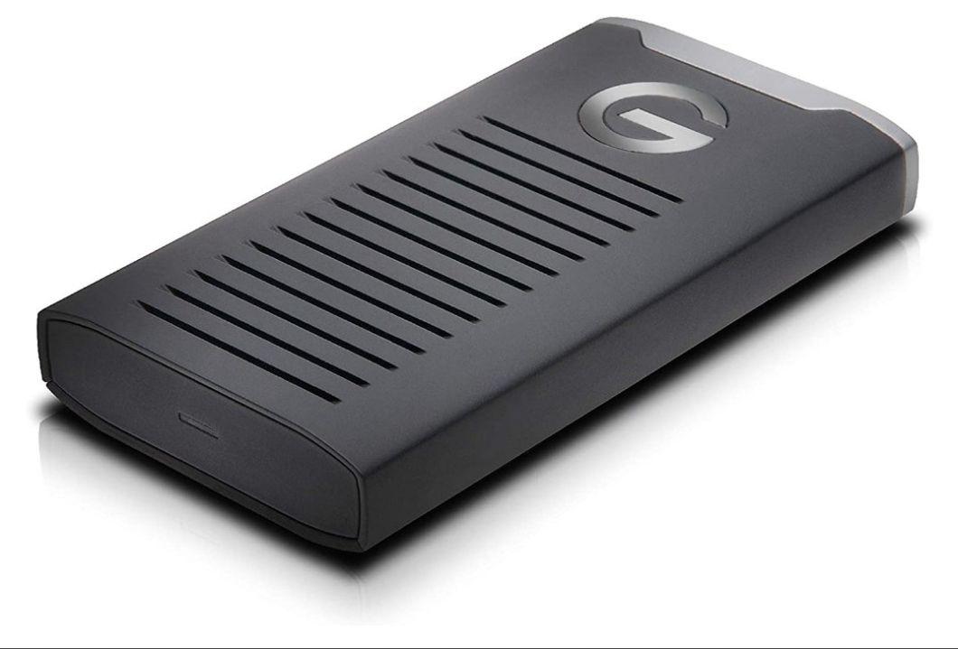 disque dur externe ssd - G-Technology 2TB G-DRIVE