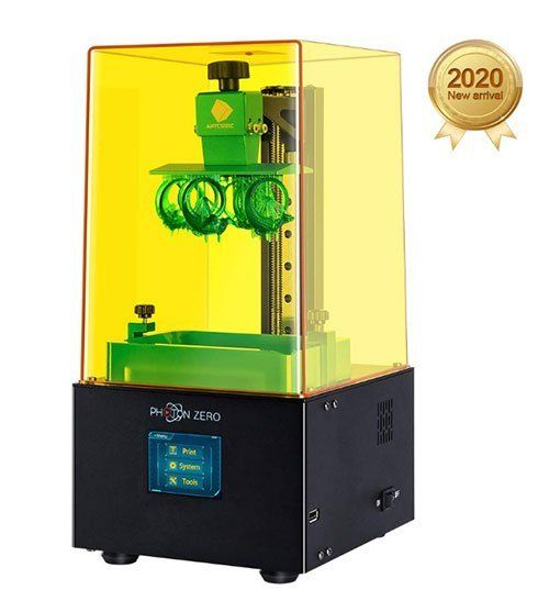 Best 3d printers under 200 - ANYCUBIC Photon Zero 3D Printer