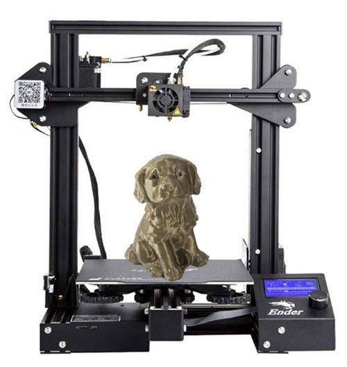 Best 3d printers under 200 - Official Creality Ender 3 Pro DIY Printer