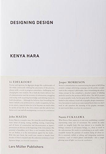 Designing Design by Kenya Hara - best books on minimalism