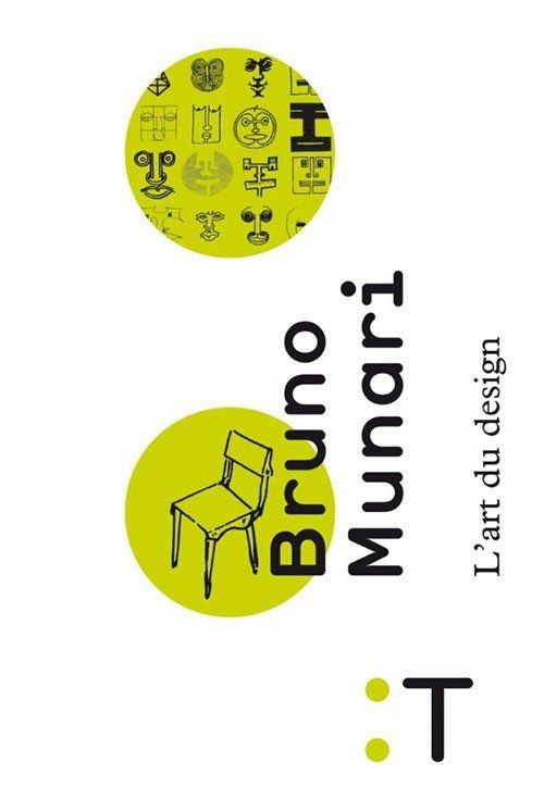 L'Art du design par Bruno Munari