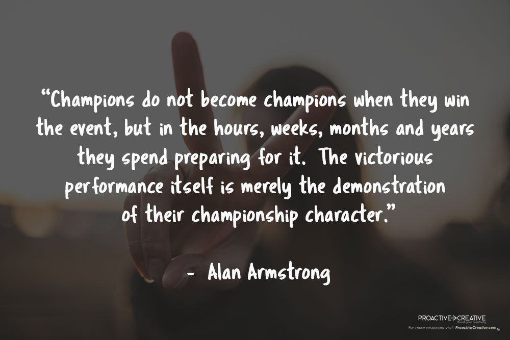 Best quotes about preparation