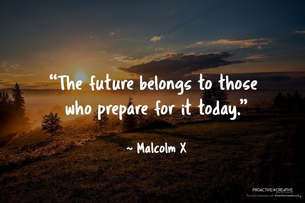 Best quotes about preparation - Malcolm X