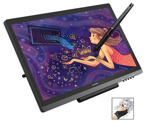Huion KAMVAS GT-191V2 tablette graphique avec écran