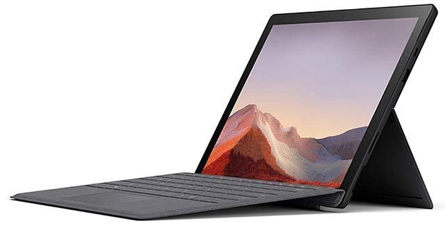 Best laptop for drawing - Microsoft Surface Pro 7