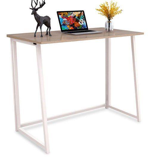 bureau pliant - 4NM Bureau pliable pour petits espaces