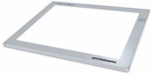 Tablette lumineuse - Boite à lumière - Artograph Light Pad Boîte à lumière