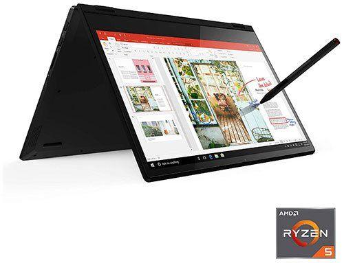 Meilleur ordinateur portable pour étudiant - Lenovo Flex 14 2-in-1 Convertible Laptop