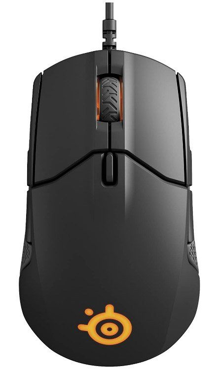 SteelSeries Rival 310 - left-handed mouse - ambidextrous Design
