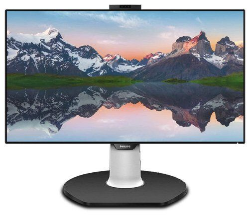 Philips Brilliance 329P9H - The best computer monitor with camera and microphone built-in