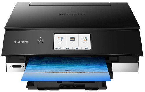 Les meilleures imprimantes pour les enseignants et l'école à la maison - Canon Ts8220-photo multifonction