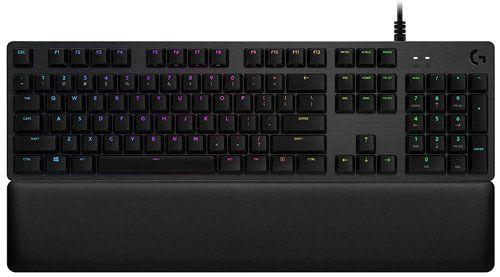 Logitech G513 Mechanical Keyboard - clavier mécanique silencieux