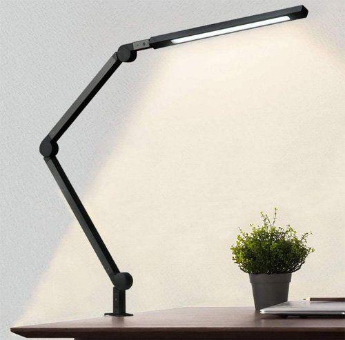 Meilleures lampes de bureau pour artistes