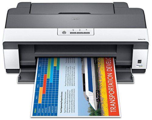 Best printer for heat transfers - Epson WorkForce 1100