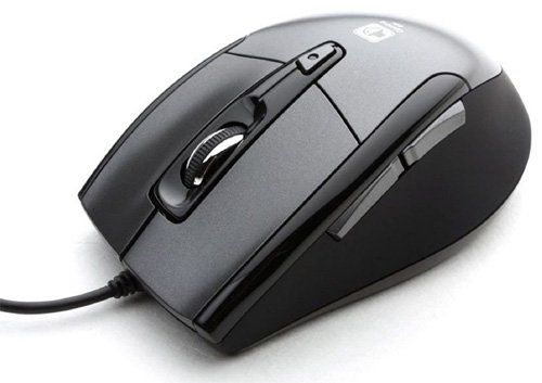 Best silent mouse for gaming - JSCO Noiseless USB Optical Gaming Computer Wheel Mouse