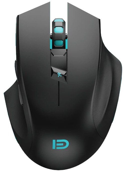 Best silent mouse for gaming - Granvela Noiseless Wireless Mouse