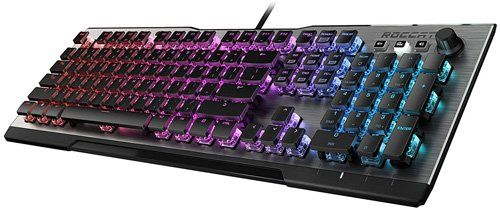 ROCCAT Vulcan 100 Aimo RGB - clavier mécanique silencieux