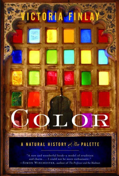 Les meilleurs livres sur les théories des couleurs - Color: A Natural History of the Palette