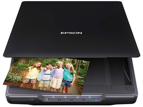Best scanners for artwork - Epson Perfection V39