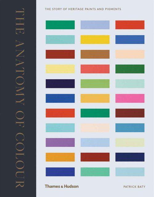 Les meilleurs livres sur les théories des couleurs - The Anatomy of Color
