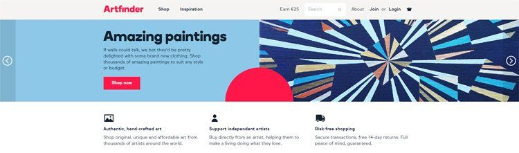 art affiliate programs