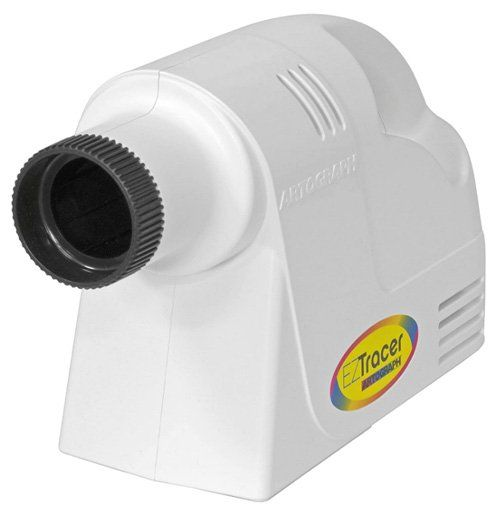 Best opaque projector for art - QKK Mini LED Projector