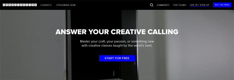CreativeLive art affiliate program
