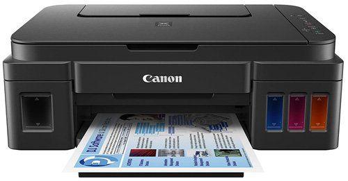ink tank printer - Canon G3200 All-In-One Wireless Supertank (MegaTank) Printer