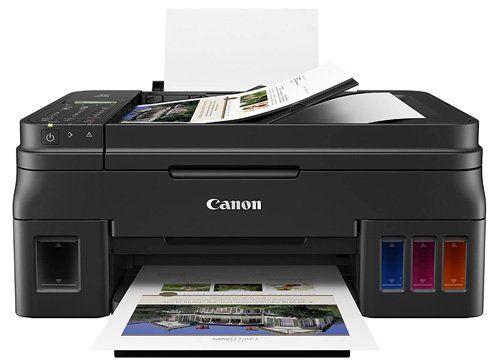 ink tank printer - Canon PIXMA G4210 Wireless All-In-One Supertank (Megatank) Printer