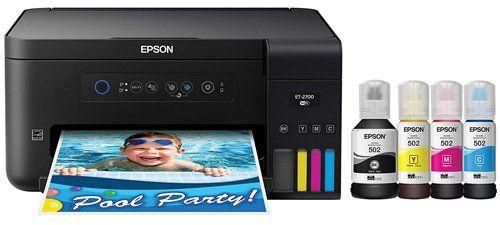 ink tank printer - Epson Expression ET-2700 EcoTank