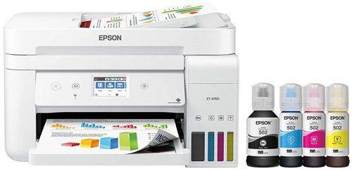ink tank printer - Epson EcoTank ET-4760
