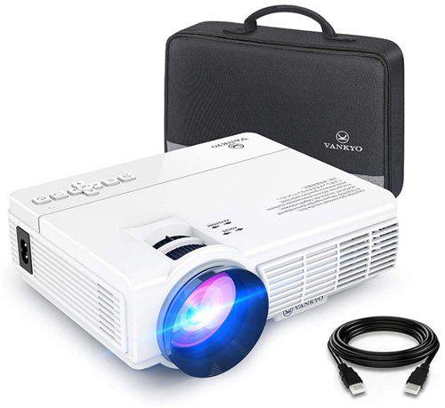 Best digital projector for art - VANKYO LEISURE 3 Mini Projector