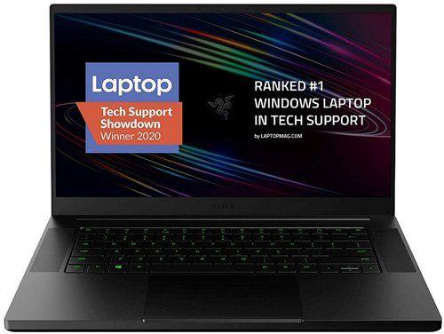 Razer Blade 15 - Best laptop for 3d modeling and rendering