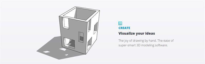 SketchUp logiciel modelisation 3d